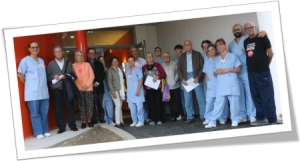 Holiday patients welcome in Arles/France